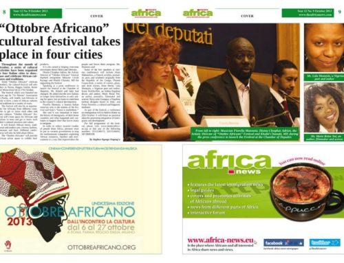 Africa News – 2013